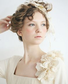 love this hair Fancy Hairstyles, Wedding Hairstyles, Hear Style, Palm Wedding, Hair Arrange, Hair Images, Interesting Faces, Floral Crown, Wedding Images