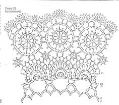 ... fantasia on Pinterest Crochet doilies, Crochet motif and Crochet art