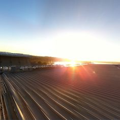 360 from the roof of Husky Stadium!