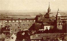 Página personal de José Carlos Canalda. Alcalá de Henares. Artículos de En busca de la Alcalá perdida