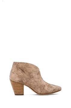 Belle by Sigerson Morrison Yoko Booties in Carta from REVOLVEclothing