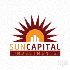 #Purchase Logo Sun Capital - #logo #sale #business #sun #invest #investments #finance #financial #capital #money