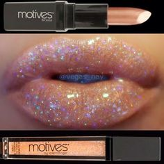 New Year's Lips.. This is so pretty!
