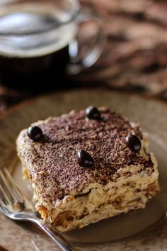 Bailey's Hazelnut Chocolate Tiramisu
