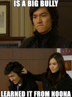 Boys Over Flowers ^^ (They both learned it from mommy. )인터넷바카라★(  AMPM9.COM )★마카오바카라 ('o')