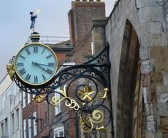 Discovering York