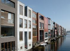 Eastern Docklands - Amsterdam - Architecture Tour Amsterdam Holland and architectural guided travel, tours, excursions, study trips of the Netherlands