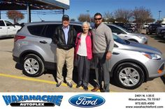 https://flic.kr/p/GdGDs7 | #HappyBirthday to Peggy from Justin Bowers at Waxahachie Ford! | deliverymaxx.com/DealerReviews.aspx?DealerCode=E749
