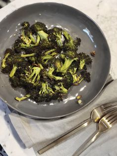 Popcorn Broccoli Recipe