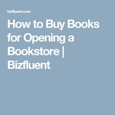 A sample used bookstore business plan template mytopbusinessideas how to buy books for opening a bookstore bizfluent wajeb Choice Image