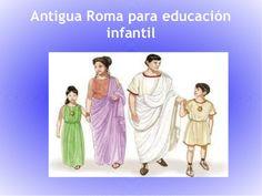 Antigua Roma para Educación Infantil