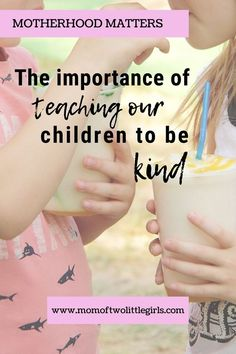 Kindness matters and it's important for parents to teach their children how to be kind. Being kind costs nothing but means the world to everyone. Parenting Fail, Gentle Parenting, Parenting Teens, Mindful Parenting, Marriage And Family, Marriage Advice, Self Esteem Issues, Kindness Matters, New Mums