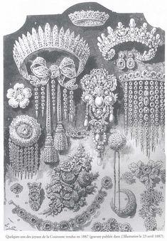 DINASTÍAS | Los Foros de la Realeza • Ver Tema - Las joyas de la Corona de Francia
