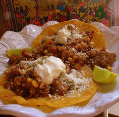 Drunken Goat Tacos :: We got a 1/2 pound of goat meat in our CSA, along with this recipe as a suggestion.  Looks good to me!