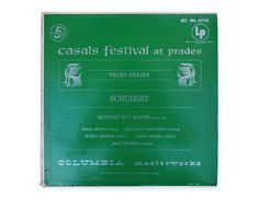 Ronald Clyne record album design c.1960. Casal by NewDocuments