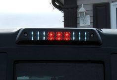 2009-2014 Ford F-150 & Raptor SVT RECON Smoke Smoked LED  Third Brake Light