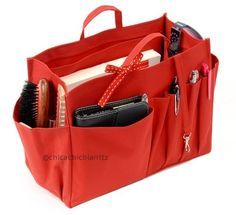 My Bags, Purses And Bags, Diy Sac, Sewing To Sell, Fab Bag, Diy Handbag, Unique Purses, Purse Organization, Bag Patterns To Sew
