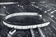 The Residental Development (The Hufeisensiedlund/ Horseshoe Development) /Berlin (GE) / 1925-1930, Bruno Taut