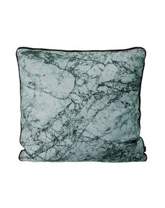 I found this great FERM LIVING Pillow for $101 on yoox.com. Try this marble effect on DIY fabric projects (the gold marble pillow was my favorite!)