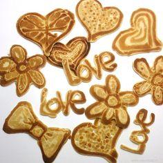 pancake art beslag recept #pannenkoeken #koken #kinderen www.moodkids.nl/food