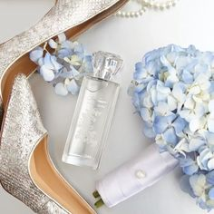 Dress? Check. Shoes? Check. Now let's find the perfect fragrance for your walk down the aisle! #MarryKay