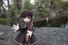 Azone doll: Lipu explores the world By Mes Crazy Experiences