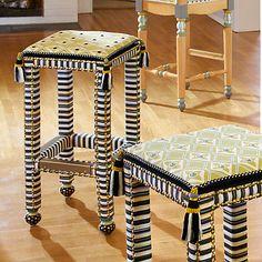 MacKenzie-Childs | Hand-painted ceramics, dinnerware, furniture, home decor, and gifts