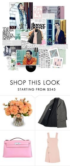 """""""Nam Goong-min for Sure Magazine January 2016 Issue"""" by xoreinaox ❤ liked on Polyvore featuring twenty2, New Growth Designs, Marni and Dolce&Gabbana"""