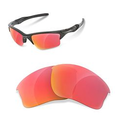 79ac2904c4 Sunglasses Restorer Polarized Ruby Red Replacement Lenses for Oakley Half  Jacket 20 XL -- Read more at the image link.
