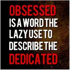 Dedicated.. Every Day. Click through and sign up for our newsletter to help you stay #motivated and #dedicated!