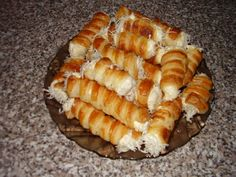 Salty Snacks, Hungarian Recipes, International Recipes, Waffles, Muffin, Food And Drink, Breakfast, Ethnic Recipes, Advent
