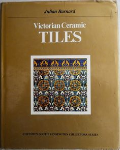 A must for any tile book library, Like most books it contains a few errors,I did find it useful in my first few years of Tile collecting.