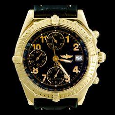Breitling Chronomat Or Jaune