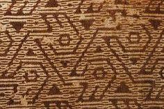 inca textile - Detail of an Inca Textile with Pelican Design