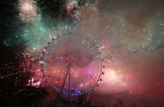 New Years Eve Celebrations 2016 - Mirror Online