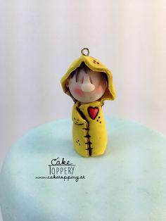 gnome (polymer clay) Gnomes, Polymer Clay, Disney Characters, Fictional Characters, Santa, Disney Princess, Christmas, Xmas, Navidad