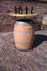 statafel wijnvat