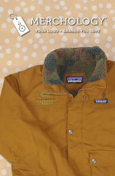 ed6a43967b22 Customize all of your favorite Patagonia pieces with your company logo.  Co-branding at