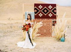 rustic southwestern rug backdrop #backdrop