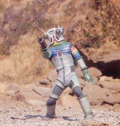 nctryzob: カメレオマン(ロボット刑事)