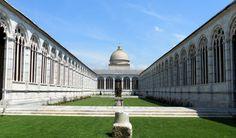 Curzio Malaparte, Il Camposanto di Pisa