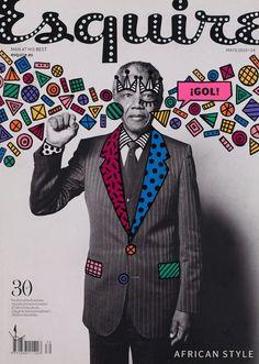 Re.cover, personalizando las portadas de revistas con ilustración   OLDSKULL