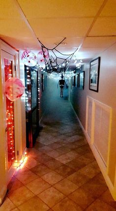 Hoover Country Club Haunted House Halloween bash 2015