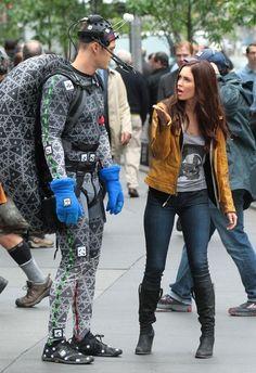 teenage mutant ninja turtles movie megan fox | Teenage Mutant Ninja Turtles' Films in NYC — Part 2 - Pictures ...