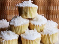 Easy Coconut Cupcakes Recipe | Serious Eats