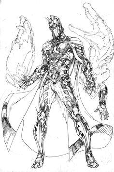 dr. fate by Brett Booth