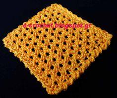 Niatta e-crochet: Pattern ready!