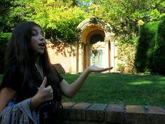 Opera in the Garden Theatre, Everglades, Leura :D Historic Homes, Theatre, Opera, Mona Lisa, Home And Garden, Gardens, Artwork, House, Historic Houses