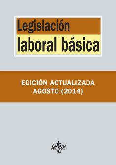 Legislación laboral y de Seguridad Social, 16ª ed., 2014