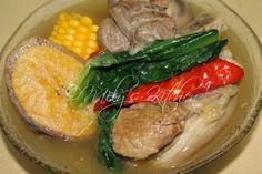 Nilagang Pata A la Pochero - Mely's kitchen